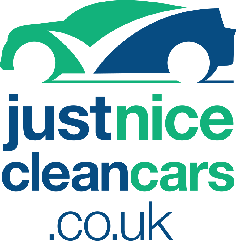Just Nice Clean Cars Logo