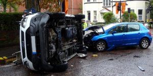 Car crash - whose fault? Would a dash cam have helped?